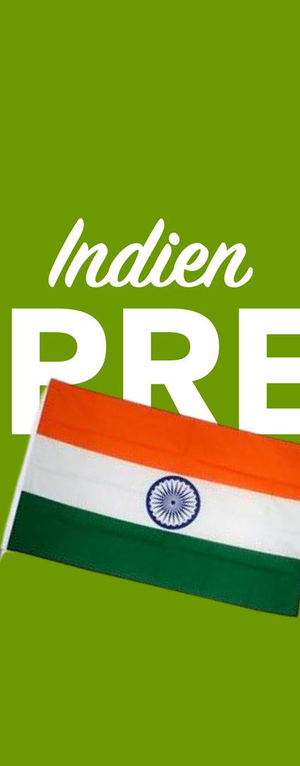 Per Express nach Indien versenden