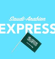 Per Express nach Saudi- Arabien versenden