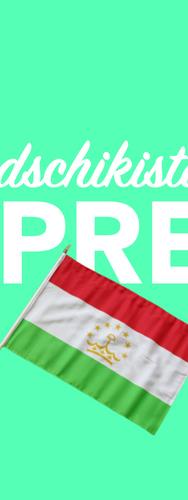 Per Express nach Tadschikistan versenden