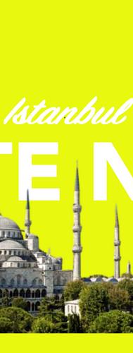 Heute noch Istanbul per Kurier
