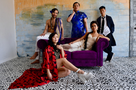 Broadway Asian Artists
