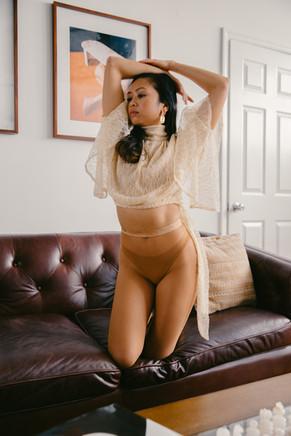 Nude Barre: Huemans Performing in Life C