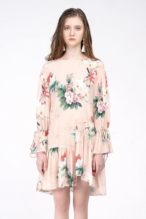 Đầm crepe hoa 3.220.000 VND
