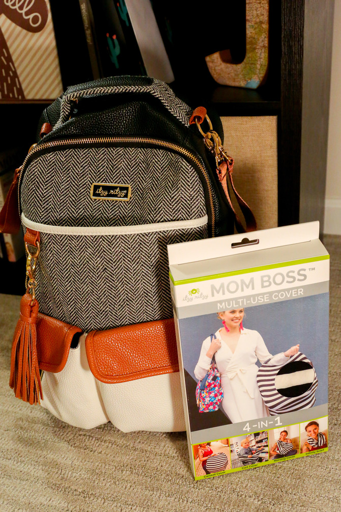 What's in my Diaper Bag for the Hospital?