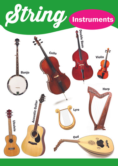 String instruments School Poster