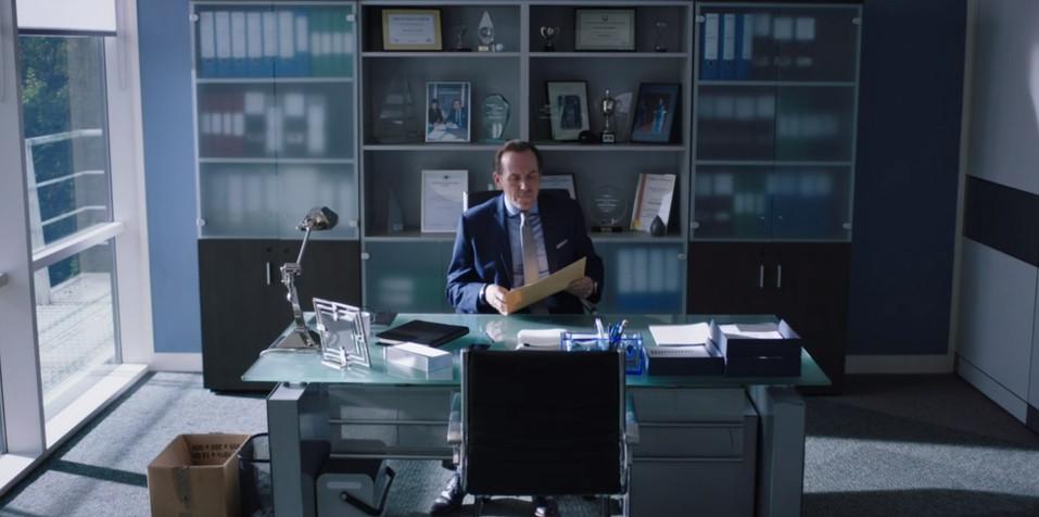Clayton's Office