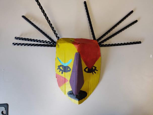 Kids Art Mask