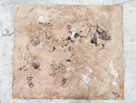 Sandstone Sample Pre-Paint