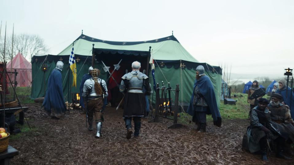 Military Campsite