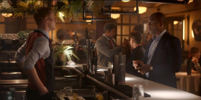 Harpers Bar Menu