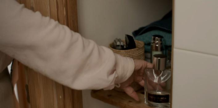 Breakaway Aftershave Bottle In Shot