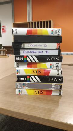 VCR Stack
