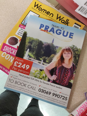 Magazine Cover Reverse