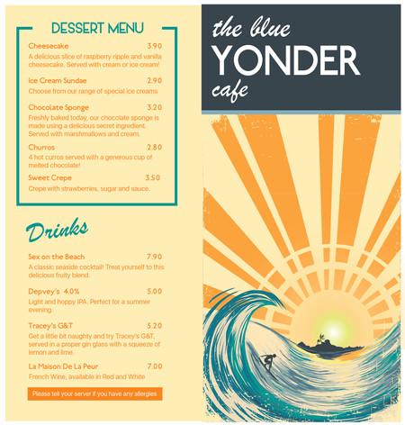 Blue Yonder Menu 2
