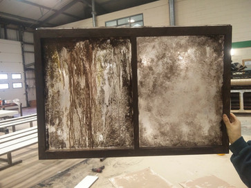 Dirty Window Sample
