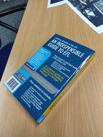 TEFL language book