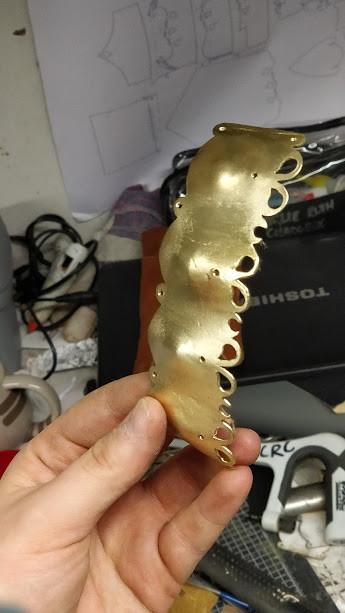 Domed knuckles