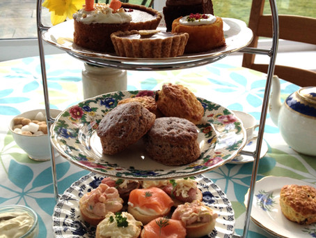 Who invented Afternoon Tea?