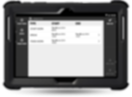 Accurate timesheets with the DriverWatch mobile app