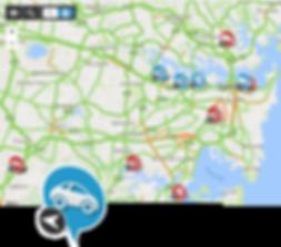Live vehicle tracking Jobwatch