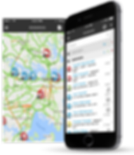 Managers mobile app Jobwatch