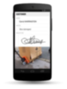 signature photo capture Jobwatch