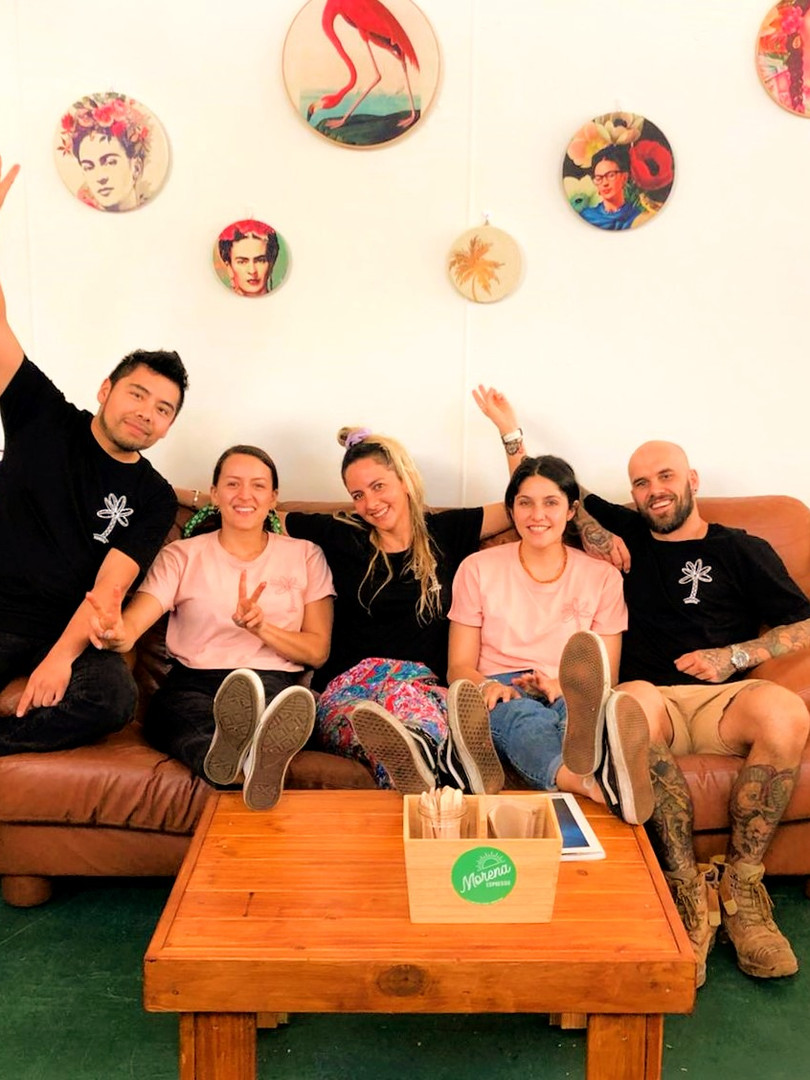 Morena Team 2020