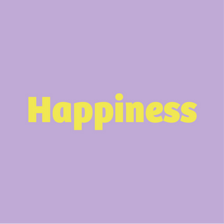 noun the feeling of being happy  Read Redefinition