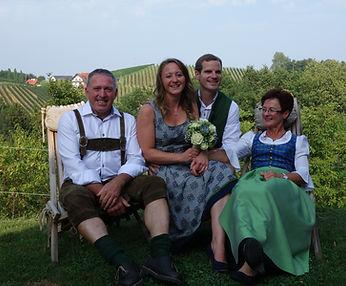 Familienfoto Kienbauerhof