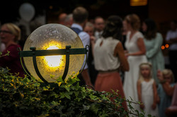 Beleuchtung Innenhof
