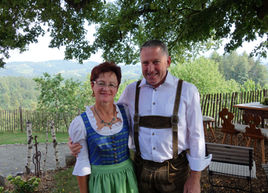 Kienbauerhof Familienfoto