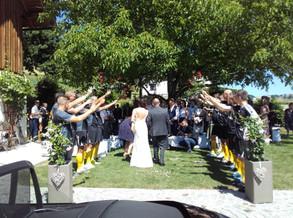 Hochzeit am Kienbauerhof