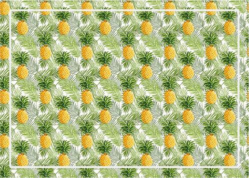 Kit Jogo Americano Pineapple