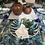 Thumbnail: Jogo americano Floresta Azul