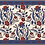 Thumbnail: Kit Jogo Americano Blue Garden
