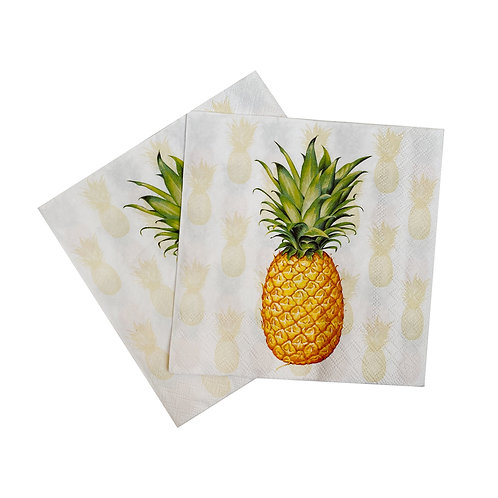 Kit Guardanapo de papel Pineapple