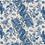 Thumbnail: Kit Jogo Americano Flor Azul