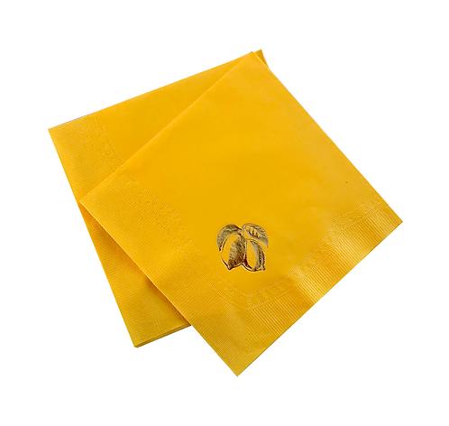 Kit Guardanapo de papel Limão