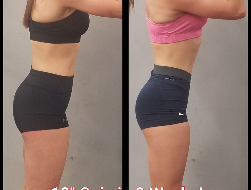 Tone, tighten and build muscle