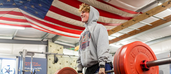Strength Training for teens and athletes