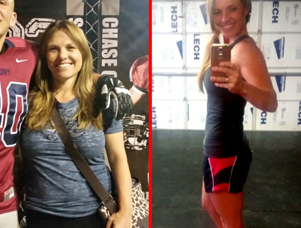 Kristina Reynolds Personal Trainer, Exercise Therapist and Nutritionist