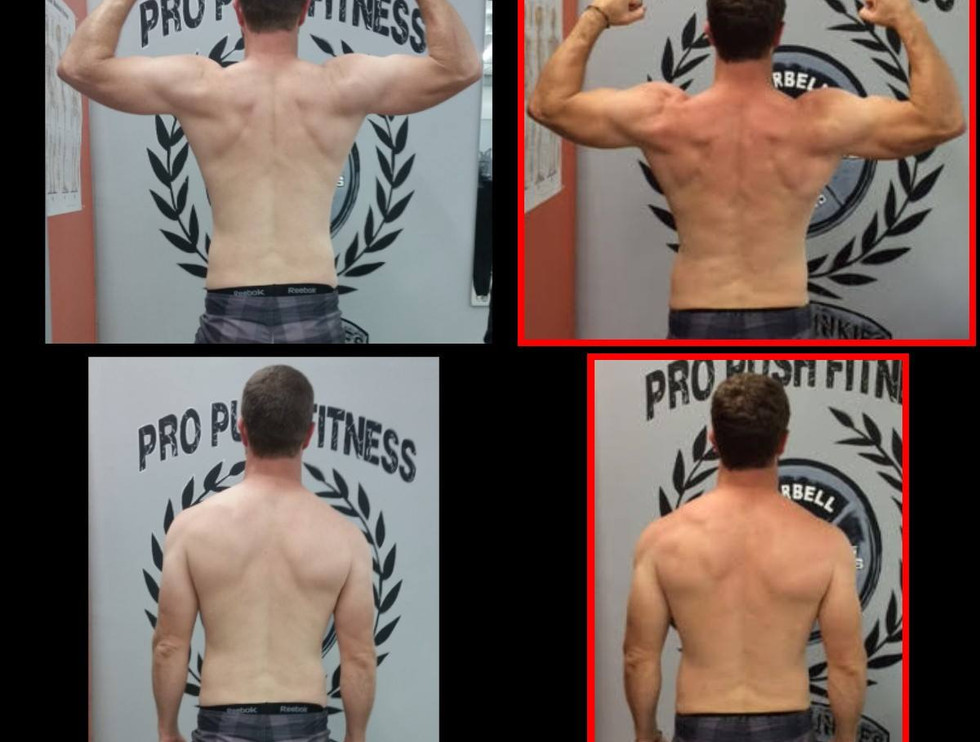 Stregth Training to Build Muscle