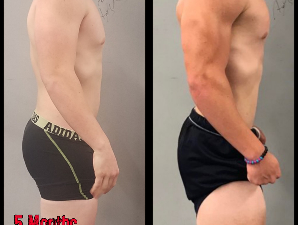 Percentage Training for Muscle Gain