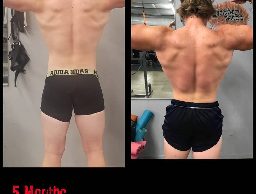 Percentage Training for Muscle