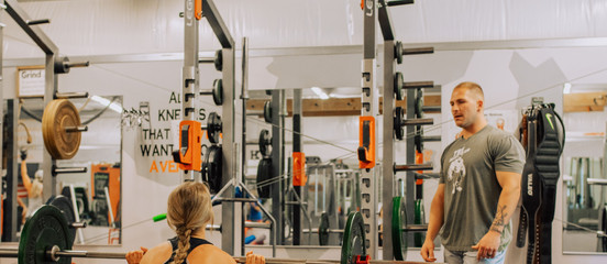 Power Lift with Fitness Professionals