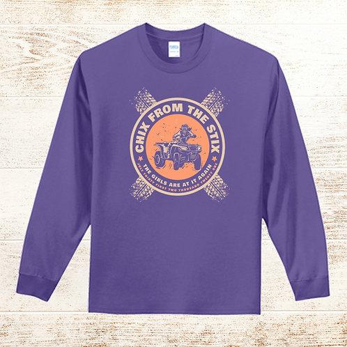 Chix PC Long Sleeve T-shirt 21