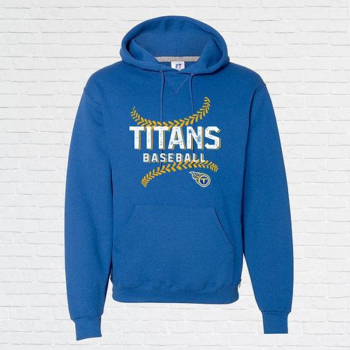 NCE-UH Titans Baseball Hoodie