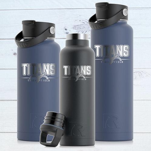 Titans Track+Field Drinkware