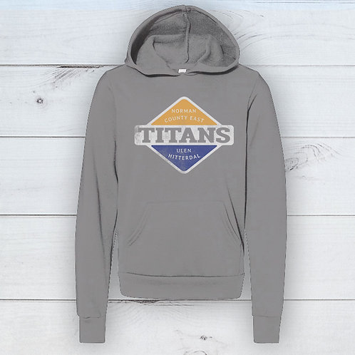 Titans Youth Badge Hoodie
