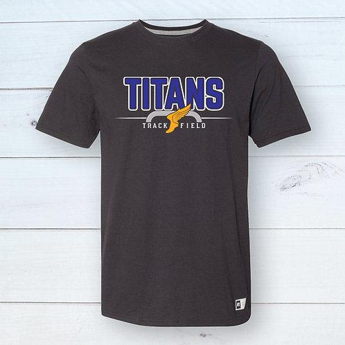 Titans Track + Field Tee